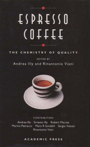 9780123706706: Espresso Coffee: The Chemistry of Quality