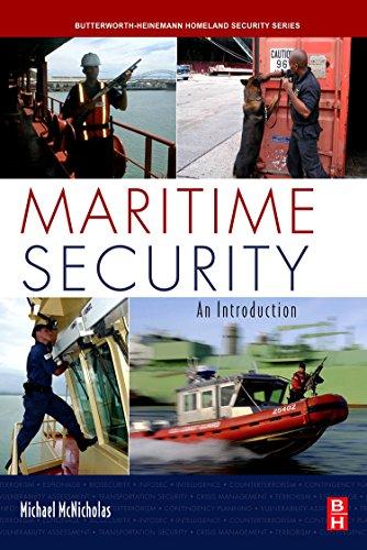 9780123708595: Maritime Security: An Introduction (Butterworth-Heinemann Homeland Security)