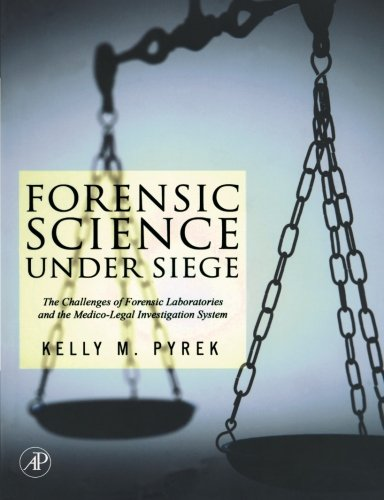 9780123708618: Forensic Science Under Siege: The Challenges of Forensic Laboratories and the Medico-Legal Investigation System