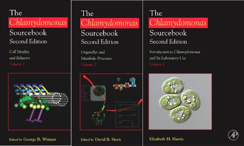 9780123708731: The Chlamydomonas Sourcebook 3-Vol set, Second Edition