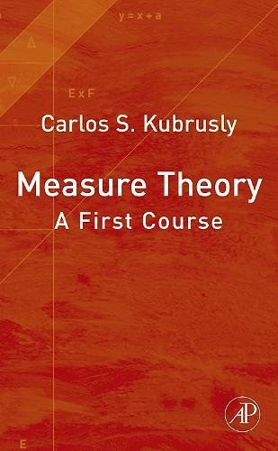 9780123708991: Measure Theory: A First Course