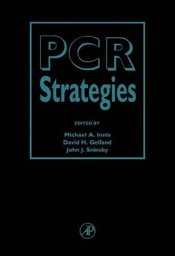 9780123721822: PCR Strategies