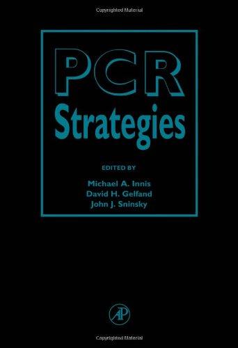 9780123721839: PCR Strategies