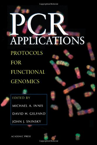 Pcr Applications : Protools For Functional Genomics: Innis M.A.