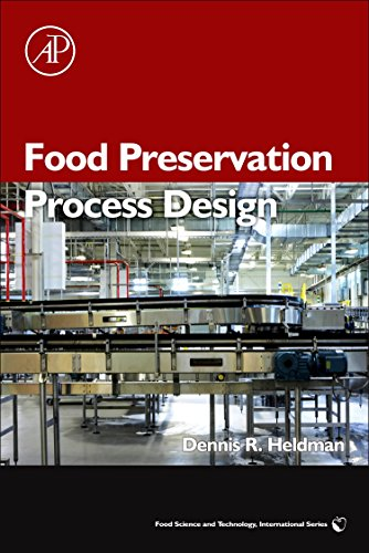 9780123724861: Food Preservation Process Design (Food Science and Technology)