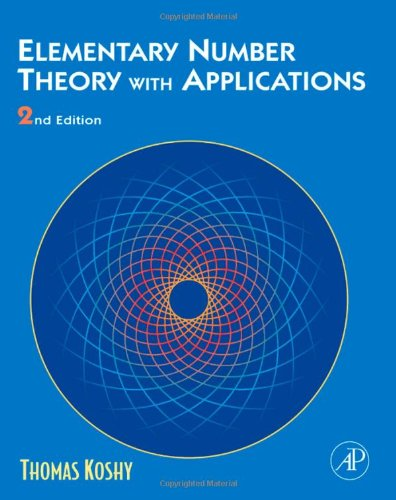 9780123724878: Elementary Number Theory with Applications, Second Edition