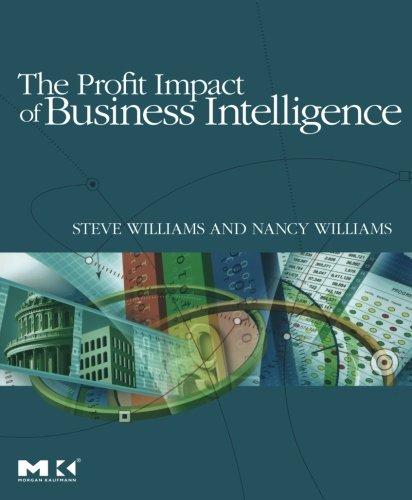 9780123724991: The Profit Impact of Business Intelligence