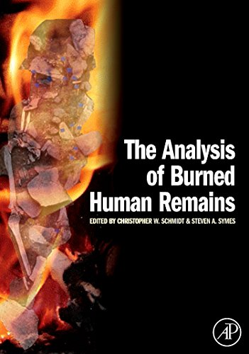 9780123725103: The Analysis of Burned Human Remains