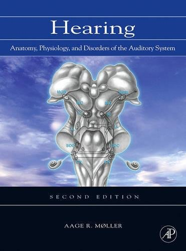 9780123725196: Hearing, Second Edition: Anatomy, Physiology, and Disorders of the Auditory System