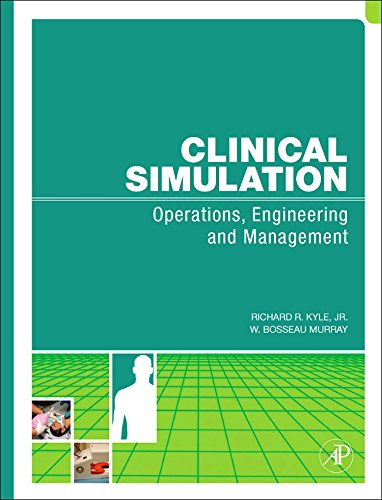 9780123725318: Clinical Simulation [With DVD]