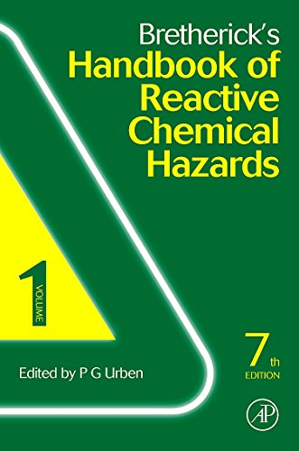9780123725639: Bretherick's Handbook of Reactive Chemical Hazards, 7th Edition.Two Vol. Set.