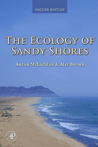 9780123725691: The Ecology of Sandy Shores, Second Edition