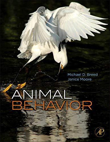 9780123725813: Animal Behavior