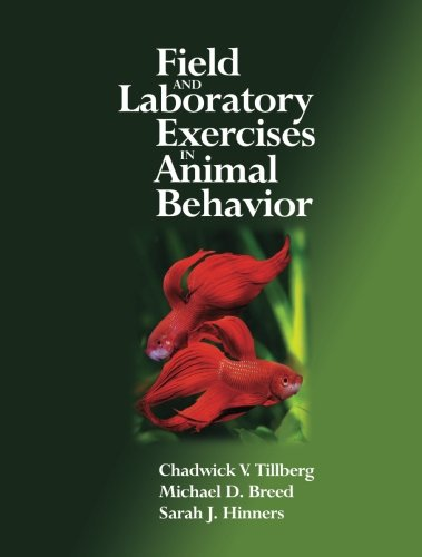 9780123725820: Field and Laboratory Exercises in Animal Behavior