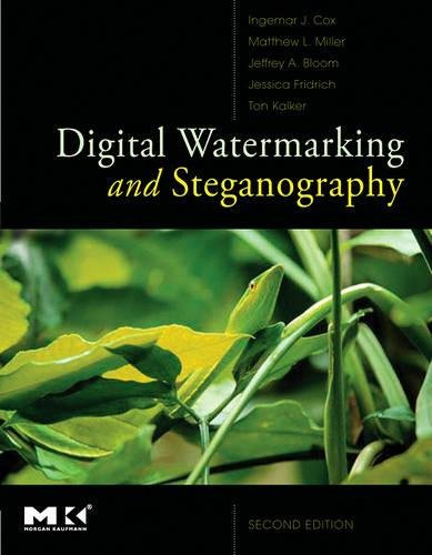 9780123725851: Digital Watermarking and Steganography