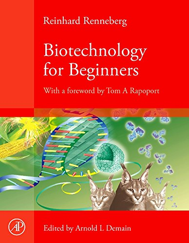 9780123735812: Biotechnology for Beginners
