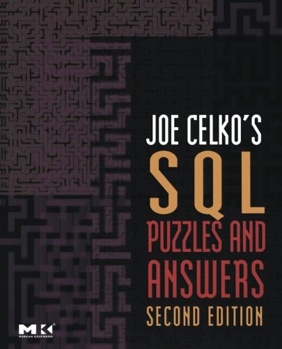9780123735966: Joe Celko's SQL Puzzles and Answers, Second Edition, Second Edition (The Morgan Kaufmann Series in Data Management Systems)