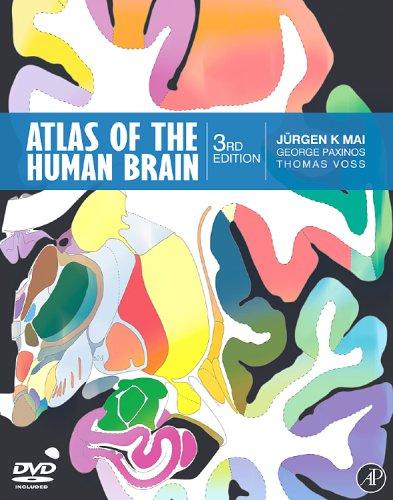 9780123736031: Atlas of the Human Brain, Third Edition