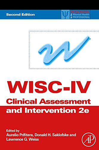 9780123736260: WISC-IV Clinical Assessment and Intervention