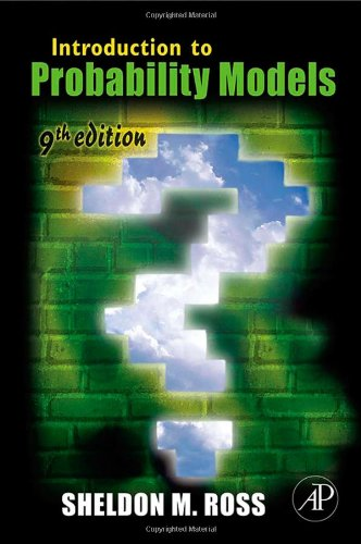 9780123736352: Introduction to Probability Models, ISE