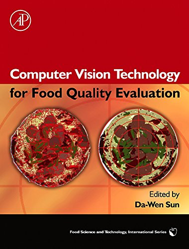9780123736420: Computer Vision Technology for Food Quality Evaluation (Food Science and Technology International Series)