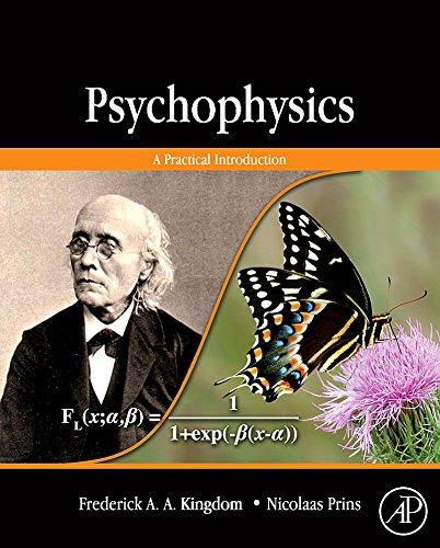 9780123736567: Psychophysics