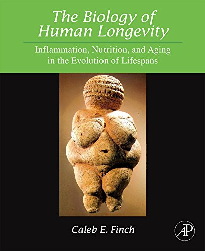 9780123736574: The Biology of Human Longevity:: Inflammation, Nutrition, and Aging in the Evolution of Lifespans