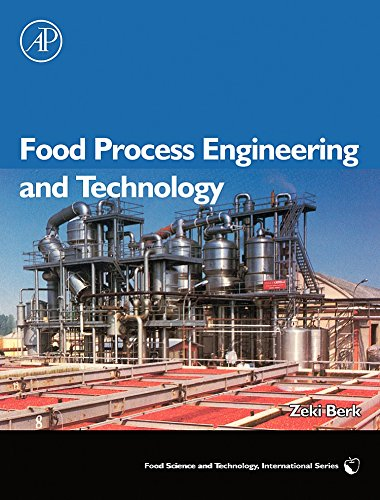 9780123736604: Food Process Engineering and Technology (Food Science and Technology)
