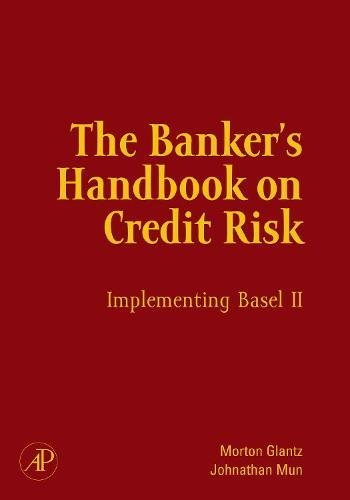 9780123736666: The Banker's Handbook on Credit Risk: Implementing Basel II