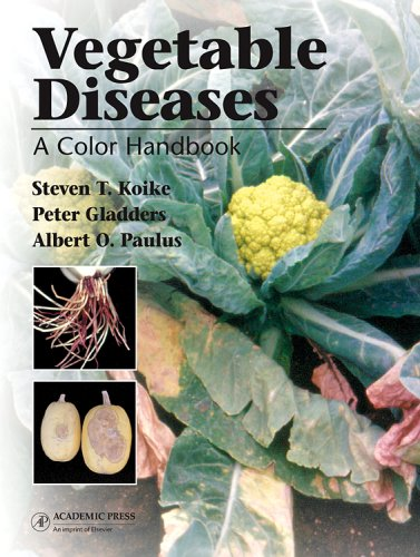 9780123736758: Vegetable Diseases: A Color Handbook