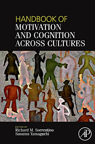 9780123736949: Handbook of Motivation and Cognition Across Cultures
