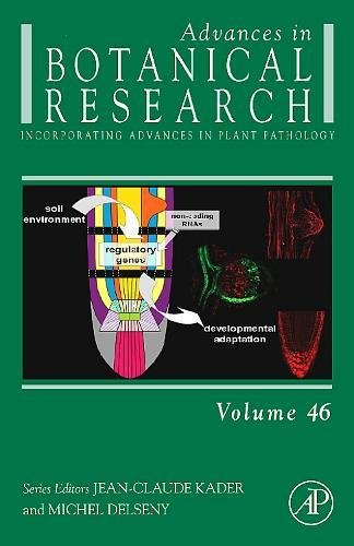 9780123737052: Advances in Botanical Research, Volume 46