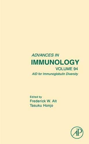 9780123737069: AID for Immunoglobulin Diversity, Volume 94: Advances in Immunology