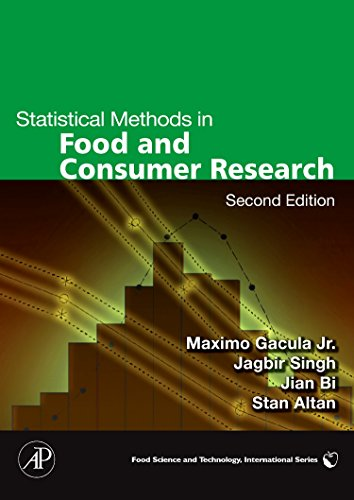 9780123737168: Statistical Methods in Food and Consumer Research (Food Science and Technology)