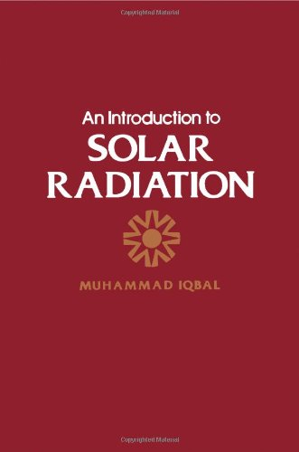 9780123737502: Introduction to Solar Radiation