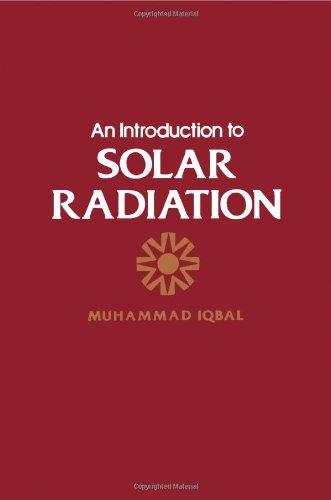 9780123737502: Introduction to Solar Radiation