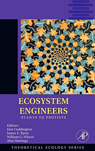 9780123738578: Ecosystem Engineers, Volume 4: Plants to Protists (Theoretical Ecology Series)