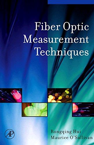 9780123738653: Fiber Optic Measurement Techniques