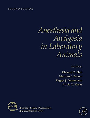 9780123738981: Anesthesia and Analgesia in Laboratory Animals, Second Edition (American College of Laboratory Animal Medicine)
