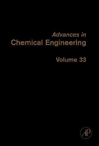 9780123739001: Advances in Chemical Engineering: v. 33