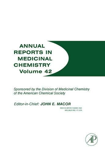 9780123739124: Annual Reports in Medicinal Chemistry, Volume 42