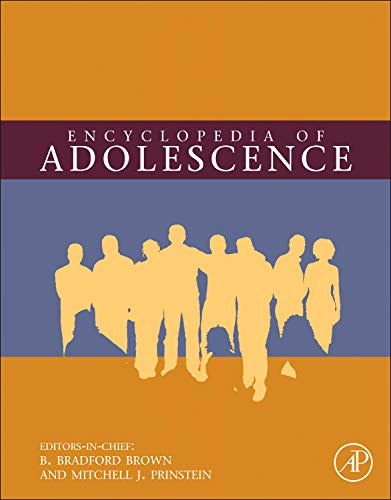 9780123739155: Encyclopedia of Adolescence