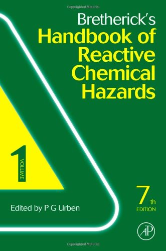 9780123739452: Bretherick's Handbook of Reactive Chemical Hazards