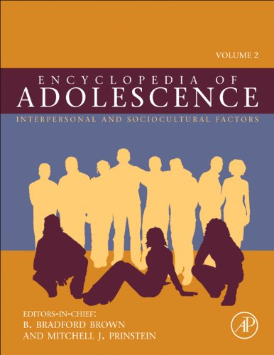 9780123739490: Encyclopedia of Adolescence, Three-Volume Set: Volume 2
