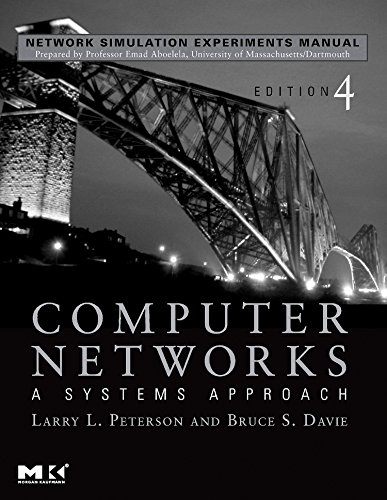 9780123739742: Network Simulation Experiments Manual: A Systems Approach (The Morgan Kaufmann Series in Networking)