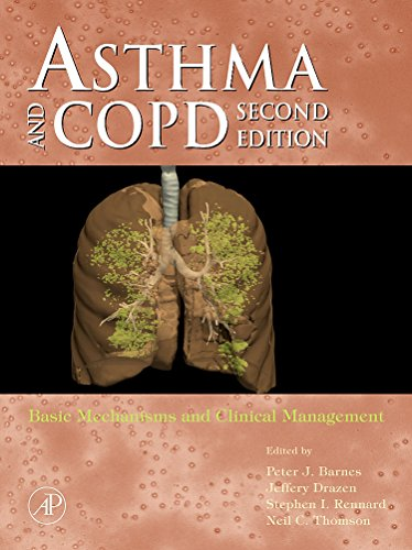 9780123740014: Asthma and COPD, Second Edition: Basic Mechanisms and Clinical Management