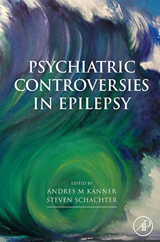 9780123740069: Psychiatric Controversies in Epilepsy