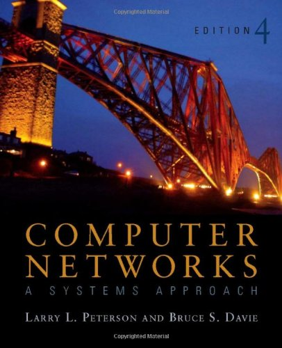 9780123740137: Computer Networks ISE: A Systems Approach (The Morgan Kaufmann Series in Networking)