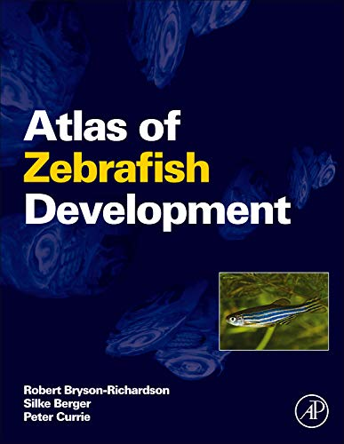 9780123740168: Atlas of Zebrafish Development