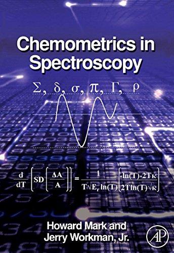 9780123740243: Chemometrics in Spectroscopy,